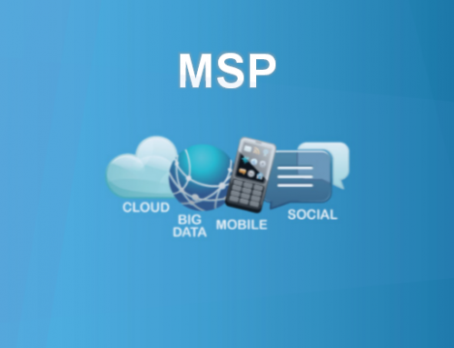 MSP – Managed Services Provider [INFOGRAPHIC]