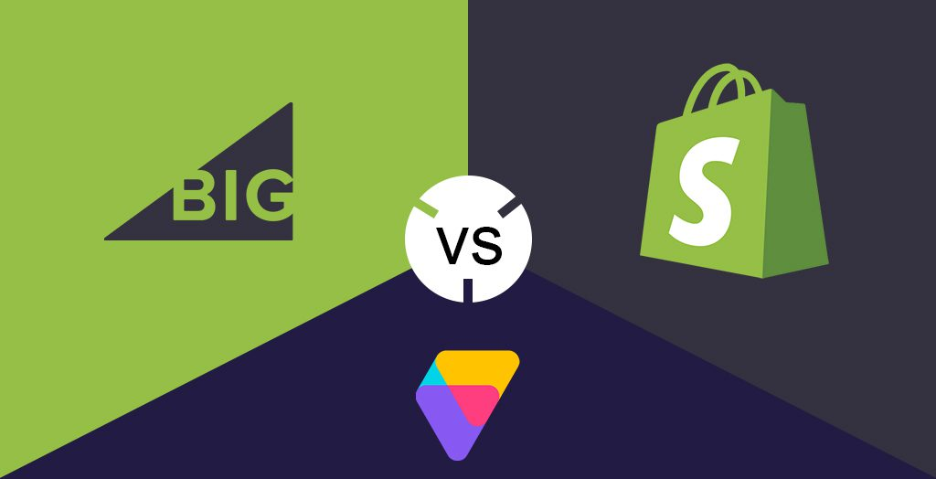 Which eCommerce platform to choose in 2020: BigCommerce or Shopify or Volusion?