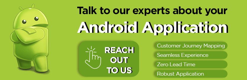 Android Developer at Ace infoway