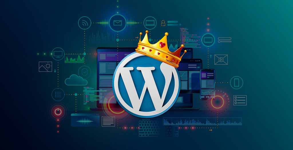 WordPress- The Website Champion and Market Leader