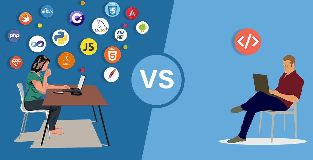 Full-Stack Developer Vs Specialized Developer: Who is the Best for Your Business?