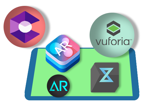 Top 5 Tools for building Augmented Reality Mobile Apps
