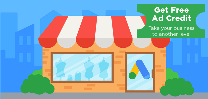 Free Google Ad Credits for Google Shopping Campaign