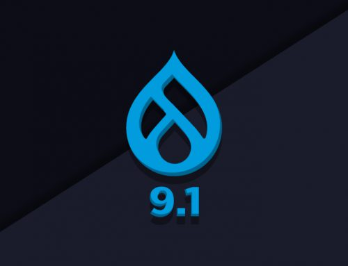 Drupal 9.1.0-alpha1 will be released in the week of October 19th