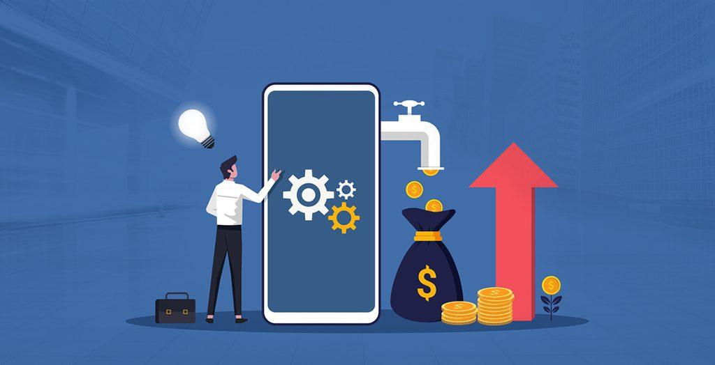 App Monetization: 6 Bankable Business Models that Help Mobile Apps Make Money