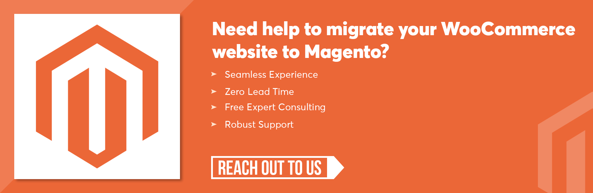 How to Migrate from WooCommerce to Magento CTA