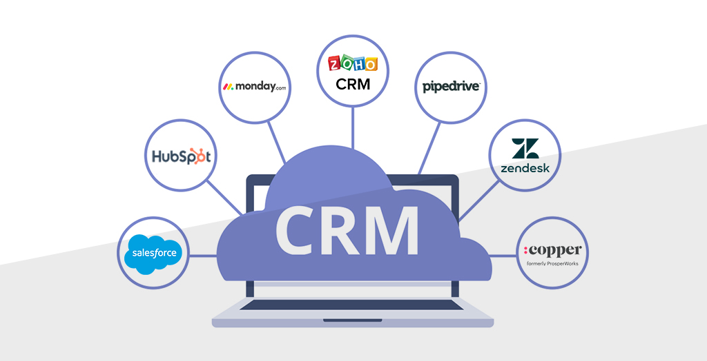 7 Best CRM Software 2021 Compare Top CRM System