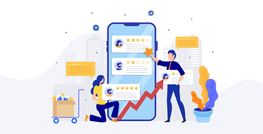 How you can get users to rate and review your app?