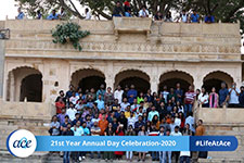 21st Year Annual Day Celebration-2020